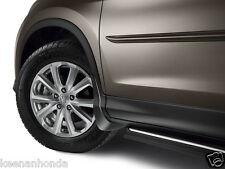 Genuine OEM Honda CR-V Splash Guard Set  2012 - 2016 CRV Mud Guards