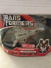 Transformers G1 Voyager Starscream Decepticon Targt Exclusive 2007