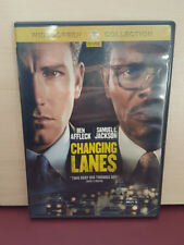 Changing Lanes - Region 1 - DVD - Widescreen Edition - Ben Affleck
