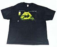 Wu-Tang Ultrasound Staten Island Hospital Shirt Vintage Men's Size 2XL
