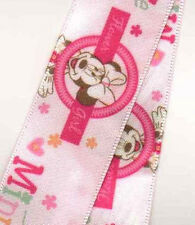 KIDS MINNIE MOUSE FLOWER GIRL 18 inch LANYARD Neck Strap Disney