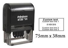 Printtoo-Büro-Briefpapier-Dater-Selbsttönung mit kundenspezifischem-PR4726-15