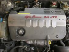 Moteur ALFA ROMEO 156 PHASE 1 2.4 JTD  Diesel /R:27139754