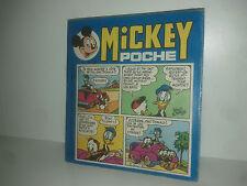 MICKEY POCHE MENSUEL n° 21  WALT DISNEY 1976