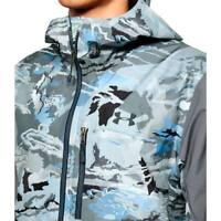"UNDER ARMOUR UA GORE-TEX ""SHOREMAN"" JACKET HYDRO CAMO WATERPROOF 1304634-924"