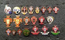 Portugal Football Association Federation pin badge LOT