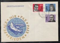 DC 02 ) DDR East Germany 1964 - For the world peace