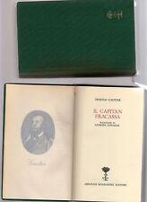 teofiolo gautier - il capitan fracassa  - edizione biblioteca romantica