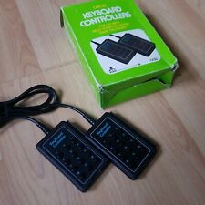 Keyboard Controllers For Atari 2600 CX50 Boxed Tested - Synthcart Compatible