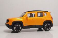 "Bburago 30000 Jeep Renegade ""Orange""  METAL Scala 1:43"