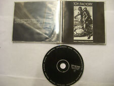 TOY FACTORY Music's Relentless Pursuit Of Cool - 2005 UK CD – Punk Rock - V RARE