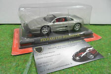 FERRARI F355 BERLINETTA gris echelle 1/43 fabric voiture miniature de collection