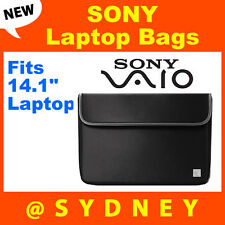"""New Sony Vaio CR Fashion Carry Pouch fits 14.1"""" Laptop Carrying Case VGP-CKC2"""