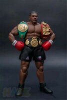 King of Boxing Mike Tyson Boxer 19cm PVC Action Figure Model Toy 1/12 Statue