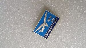 Pin Aviation Russia