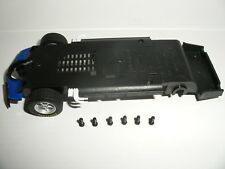 Scalextric - W9280 Corvette L-88 Chassis / Underpan and Front Wheels - NEW