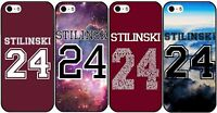 Teen Wolf Stilinski 24 Case For iPhone XS Max XR X 10 7 Plus 6s plus 5s SE 4s HP