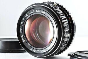 SMC Pentax-M 50mm f/1.4 1:1.4 MF Wide Angle Lens K Mount  [ NearMint ] E092204