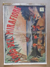 L'ORO DEL MIRAFIORE - Serie Le Grandi Avventure edizioni ICE 1944   [G504]