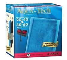 New listing AquaTech 20/40-30/60 Filter Cartridge 6pk