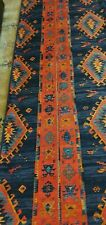 Ikea, flatwoven Multicolored Geometric Quality Classic Rug/Mat size 267x378 cm