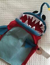Pottery Barn Kids Halloween Costume Dress Up Angler Fish Boy Or Girl 3T NWT!!!