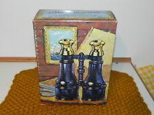 Vintage Avon. New in Original Box; Marine Binoculars Decanter Tai winds 8 oz