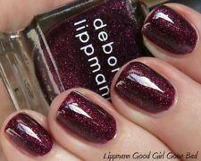 NEW! Deborah Lippmann GOOD GIRL GONE BAD Polish Lacquer - full size