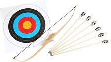 Sportbogen-Set 30 Zoll Bogenschießen Pfeile  Schießspiel