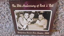 ELVIS PRESLEY, 50th ANNIVERSARY OF ROCK 'N' ROLL, IND. RECORD STORE SAMPLER 2004