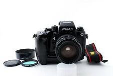 Nikon F4s 35mm SLR Film Camera w/ AF 35-105mm F3.5-4.5 lens [Exc] #377A 603