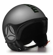 Momodesign momo casco helmet casque mimimomo grigio opaco