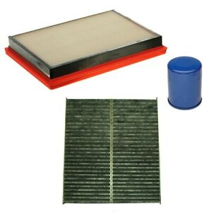 Engine Oil Air Carbon Cabin Filter Kit ACDelco Pro for Infiniti FX50 QX70 5.0 V8