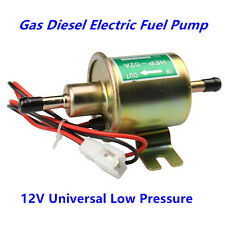 Auto Car Gas Diesel Low Pressure Intank Solid Petrol Fuel Pump Module Universal