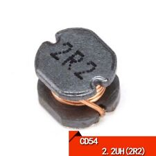 20PCS CD54 2.2uH(2R2) Wire-wound SMD/SMT Power Inductor/Inductance ±20%