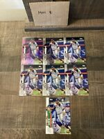 Fernando Tatis Jr Rookie Cup Lot -2020 Topps Chrome Refractor Holiday Pink MLB