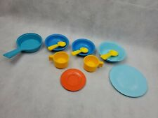 Step2 & Fisher price Pretend Play Kitchen Replacement Interactive Dishes (U)