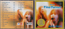 CD 20T REMIXED AND REMASTERED IKE ET TINA TURNER BEST OF EXCLUSIVITÉ BELGE