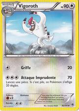Vigoroth - XY:Poings Furieux - 82/111 - Carte Pokemon Neuve Française