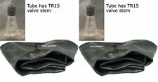 6.00-16 Tubes New (2 TWO Inner Tubes) 6.00x16 6.50-16 FARM TRACTOR TUBES 5.50-16