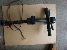 ELECTRIC MOBILITY RASCAL COMPLETE TILLER ASSEMBLY