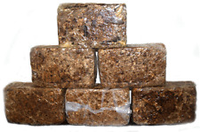 Orginic African Raw Black Soap, 5 lb.