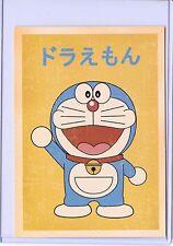 VINTAGE REPRO Doraemon Densha ni Notte CAT REPRODUCTION POSTCARD