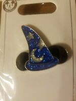 2020 New Disney Parks Wishes Come True Make A Wish Fantasia Sorcerer Mickey Pin