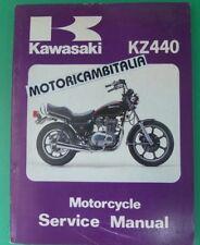 KAWASAKI KZ Z 440 LTD  MANUALE OFFICINA LIBRO MANUAL SHOP SERVICE REPAIR BOOK