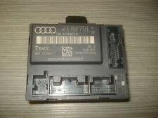 Audi A6 Türsteuergerät 4F0959793E Steuergerät Tür links VL door control unit NEU