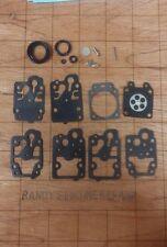OEM Genuine Walbro Carburetor Rebuild Repair Kit K10-WY K1-WY Complete Kit