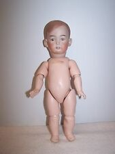 Antique Reproduction Bisque Kley & Hahn Character Doll K & H Germany 166-9