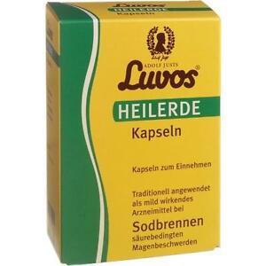 LUVOS Heilerde Kapseln 100 St