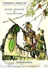 Catalogue de Vente Cornette 2011 Drouot BD Bande dessinee Dany Franquin Pratt